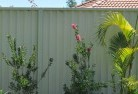 Ascot Vale Corrugated fencing 1