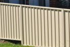 Ascot Vale Corrugated fencing 6