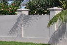 Ascot Vale Modular wall fencing 1