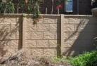 Ascot Vale Modular wall fencing 3