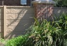 Ascot Vale Modular wall fencing 4