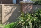 Ascot Vale Panel fencing 3