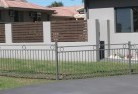 Ascot Vale Tubular fencing 2