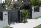 Ascot Vale Tubular fencing 8