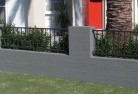 Ascot Vale Tubular fencing 9